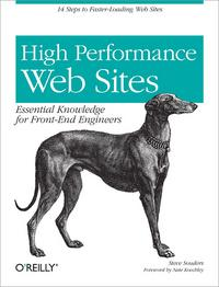 "Miniature de Livre : ""High Performances Web Sites"""