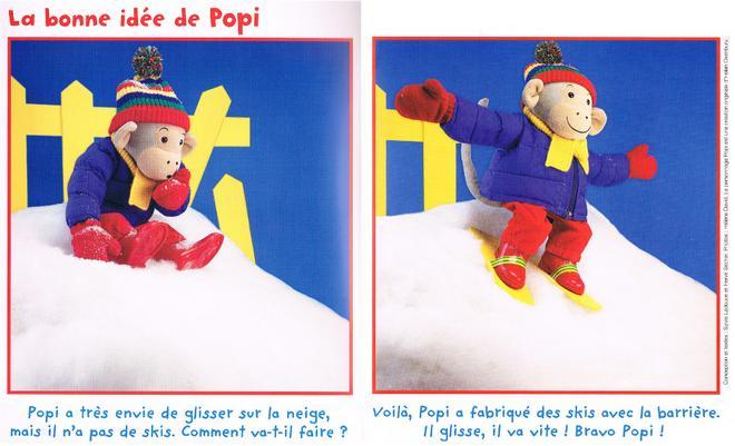 """La bonne """"idée"""" de Popi..."""