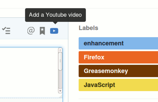 Embed a Youtube video in Github markdown