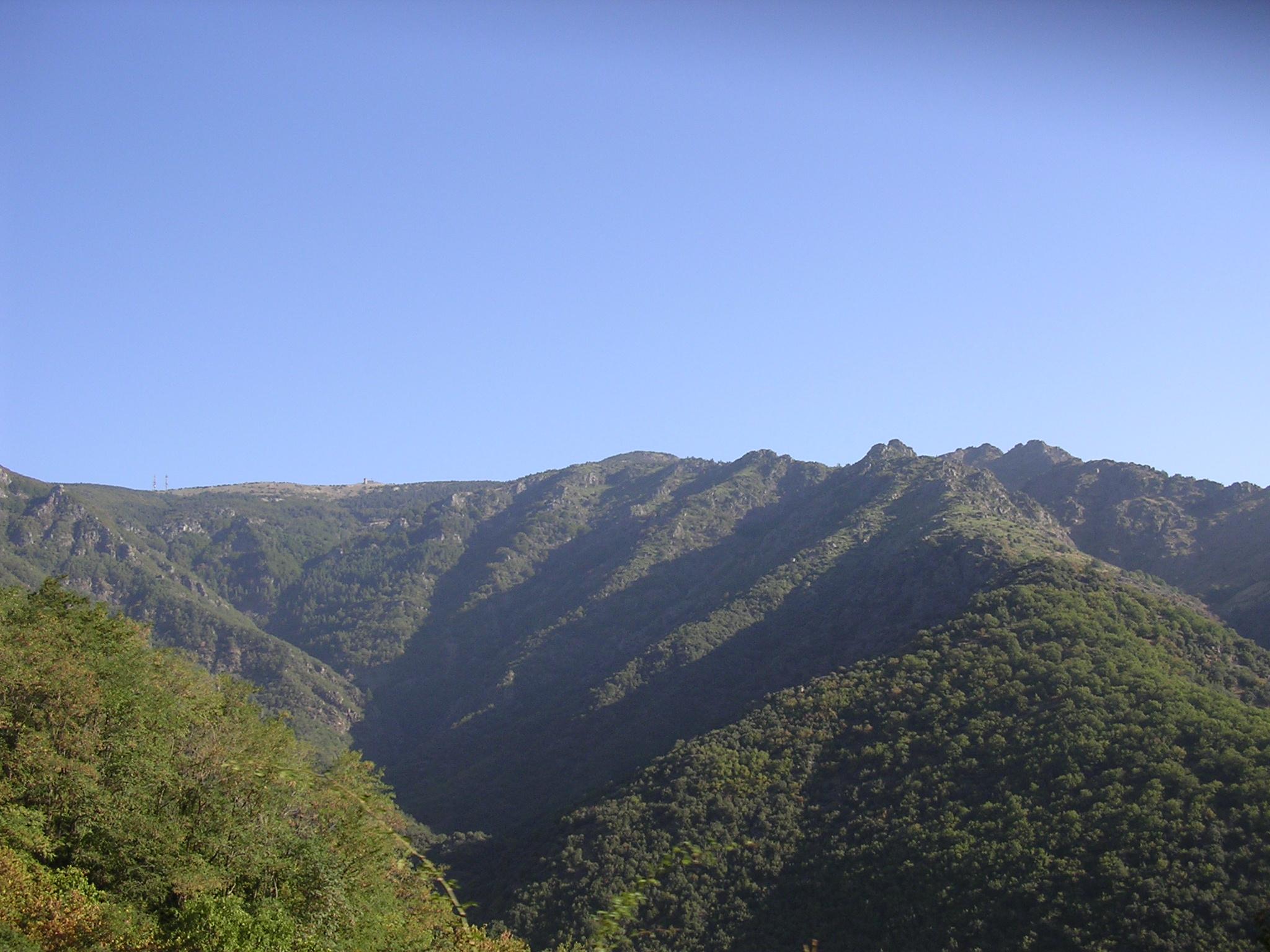 le massif de l u0026 39 aigoual